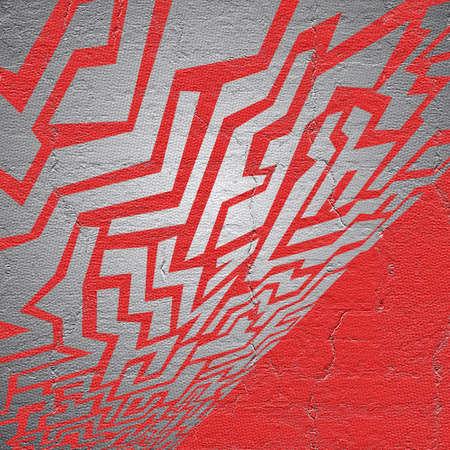 red metal: Red metal maze