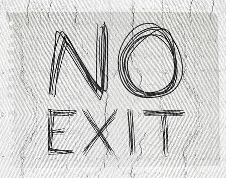 visionary: No exit