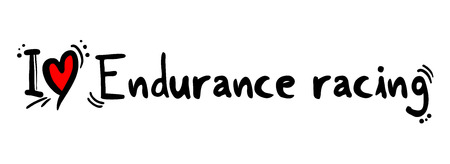 endurance: Endurance racing love
