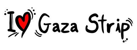 gaza: Gaza Strip love