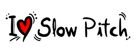 slow: Slow Pitch love