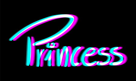 princess: princess sign