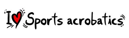acrobatics: Sports acrobatics love