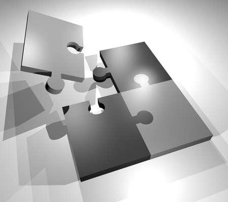 render: Puzzle render