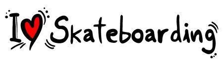 skateboarding: Skateboarding love