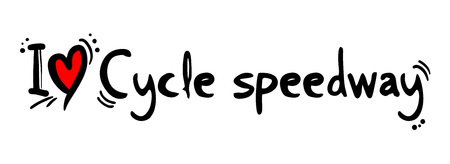 speedway: Cycle speedway love