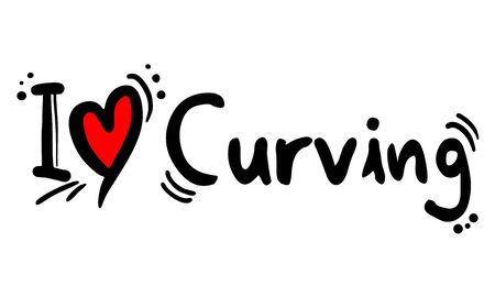 passion play: curving love