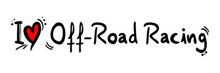 offroad: Off-Road Racing love