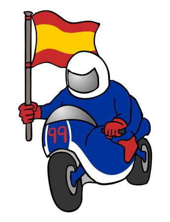 gp: Winner motorcycle racing