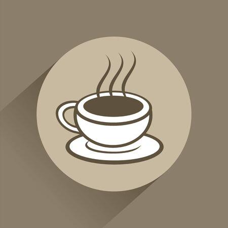 coffe: imaginative coffe symbol
