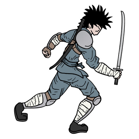 brave: brave samurai
