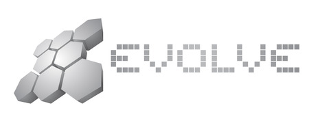 evolve: science symbol
