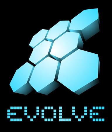 evolve: evolve symbol