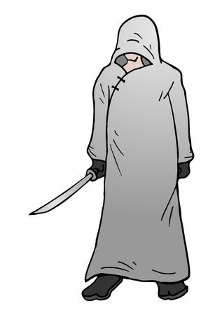 assassin: mystery killer