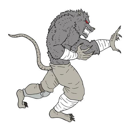 mutation: mutant rat