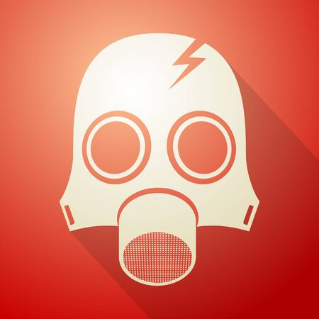 nuclear fear: radiation mask