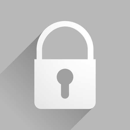 secret codes: lock icon