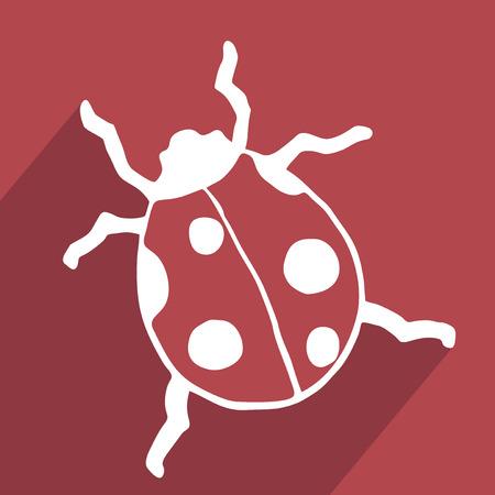 imaginative: imaginative insect icon