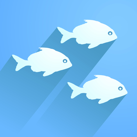 fishes: nice fishes Illustration