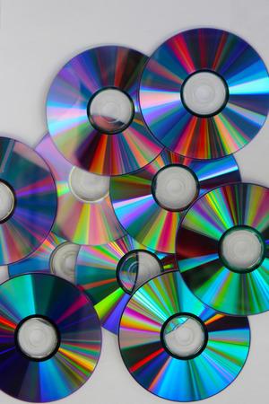 cds: many cds
