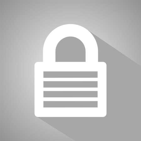 lock symbol: lock symbol Illustration