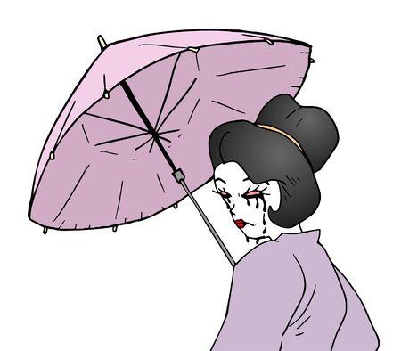 geisha: artistic geisha