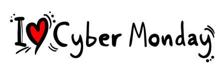 Cyber Monday love