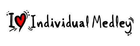 medley: Individual Medley love