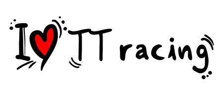 racing: TT racing love
