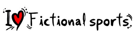 fictional: Fictional sports love