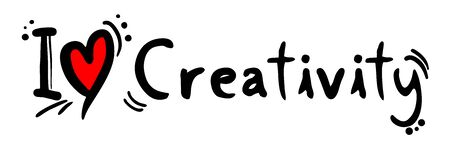 creativity: creativity love