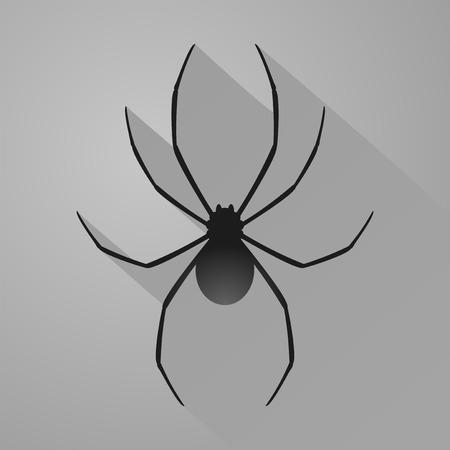 latrodectus: imaginative spider Illustration