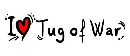tug: Tug of War love