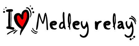 relay: Medley relay love