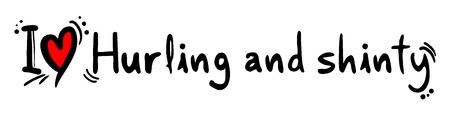 hurling: Hurling and shinty love