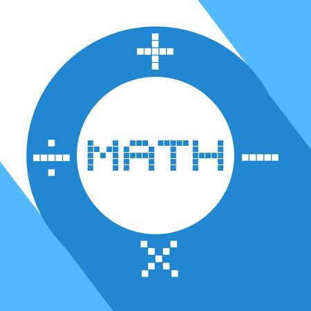 matematicas: símbolo de la matemáticas