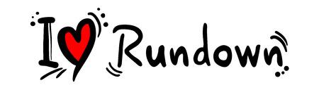 rundown: Rundown love