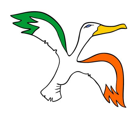 albatross: creative albatross