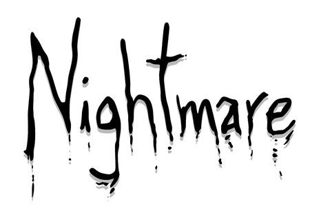 nightmare: nightmare symbol