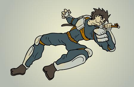 ninja ancient: warrior attack