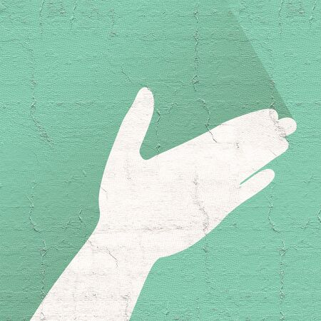 imaginative: imaginative hand