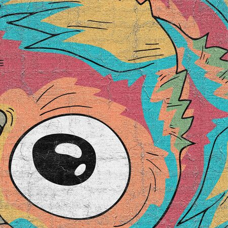 big eye: big eye Stock Photo
