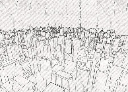 architecture: city architecture Stock Photo