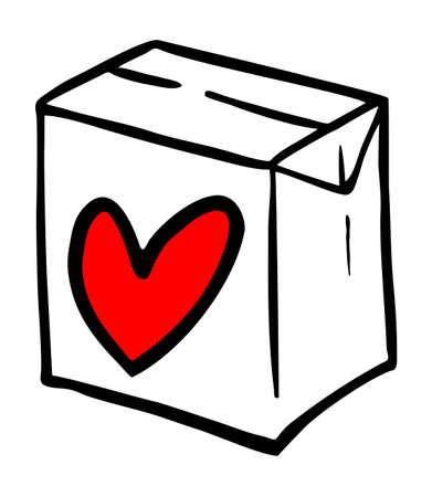 love box: love box Illustration