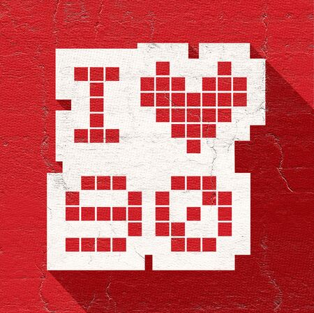 90: love 90 symbol