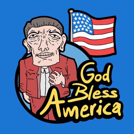 god bless: God Bless America