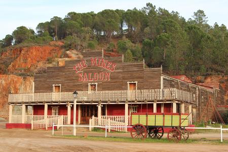villaggio occidentale