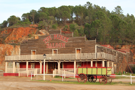 western village