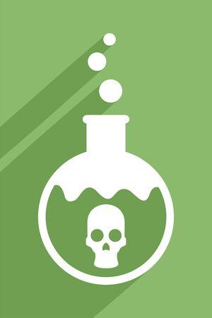 poison: green poison icon