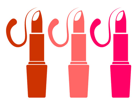 fashion lipstick icon